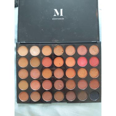 Morphe 3502 eyeshadow palette