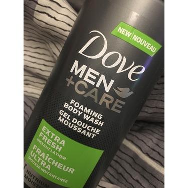 Dove Men+Care Extra Fresh Foaming Body Wash