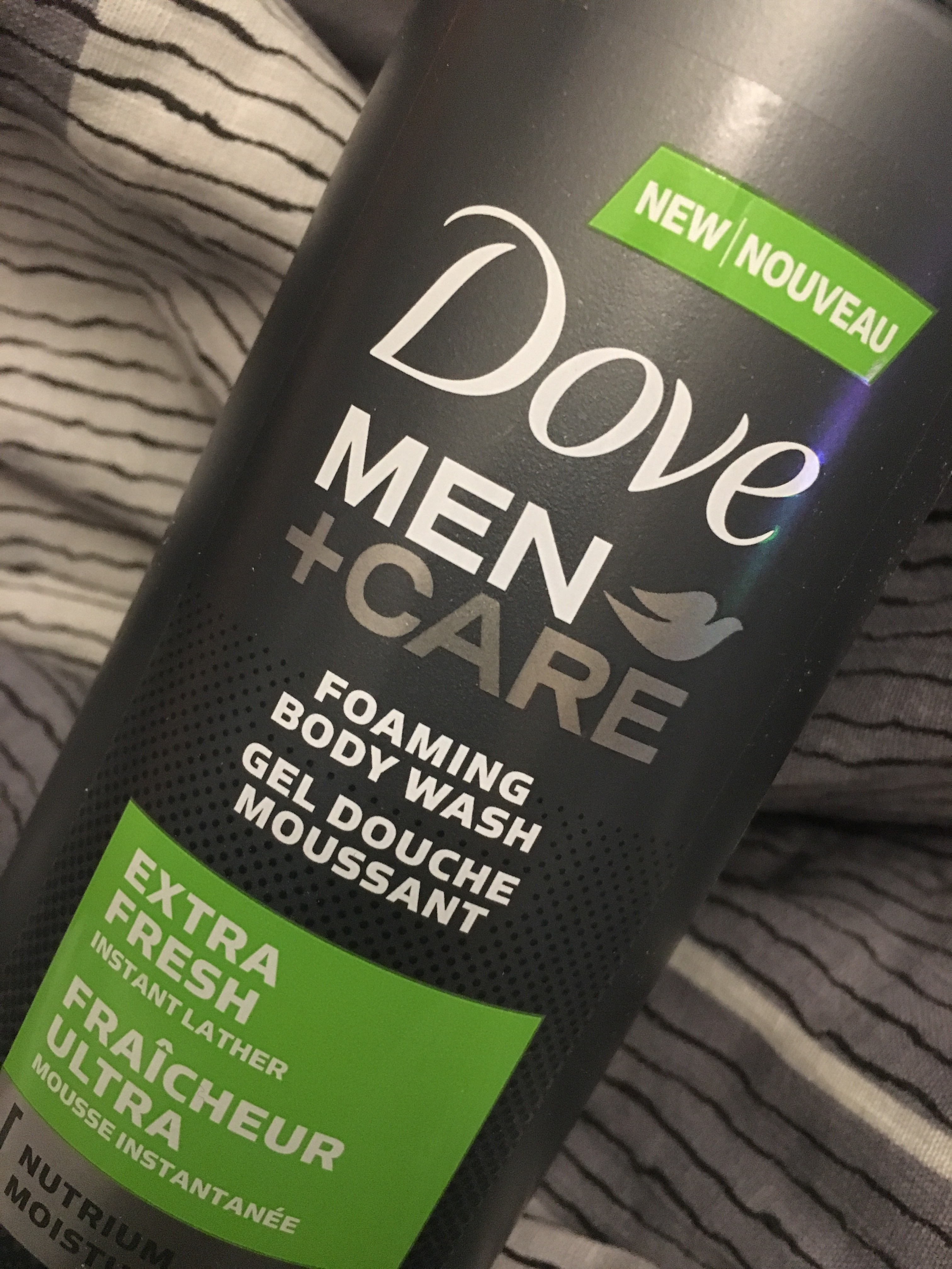 Dove Men Care Extra Fresh Foaming Body Wash Reviews In Men S Body Wash Chickadvisor