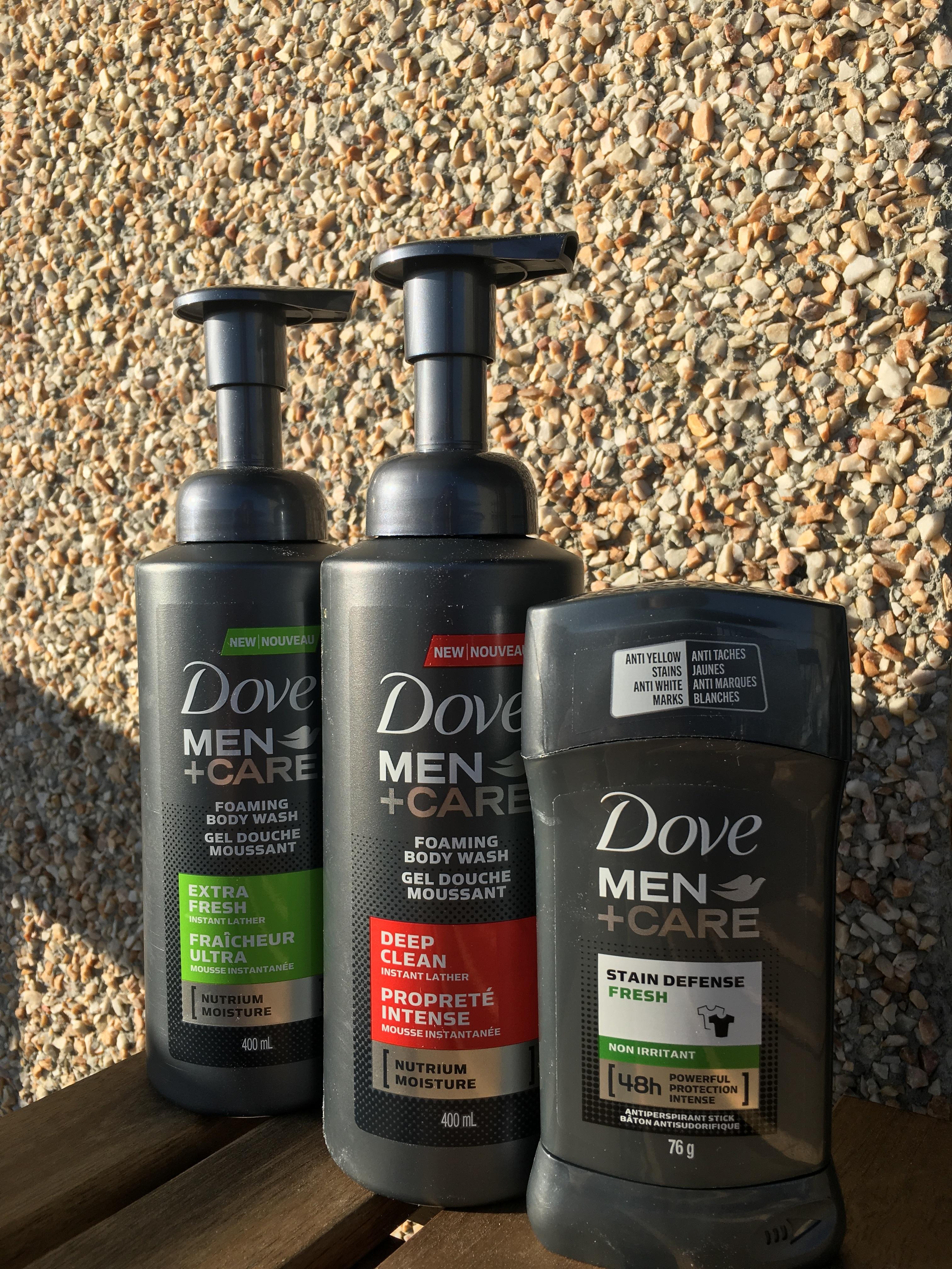 Dove Men Care Deep Clean Foaming Body Wash Reviews In Men S Body Wash Chickadvisor