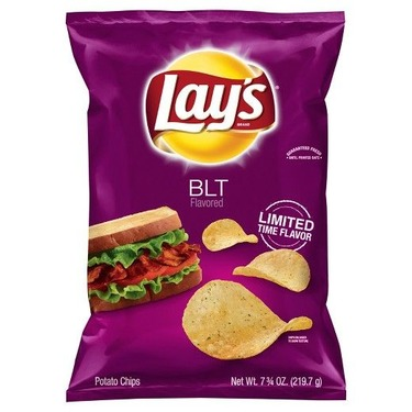 Lays BLT chips