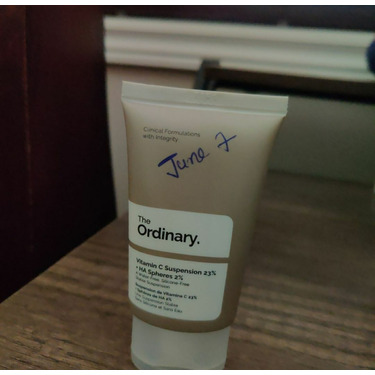 The Ordinary Vitamin C Suspension 23% + HA 2%