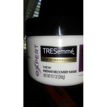 Tresemme instant recovery mask repair &protect;7