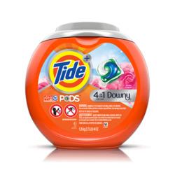 Tide + Downy 4 in 1 Pods