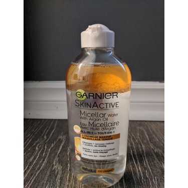 Garnier SkinActive Micellar Water with Argan Oil