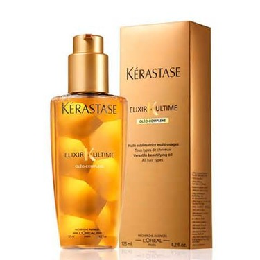 Kérastase Elixir Ultime Precious Oil Leave-In Haircare Treatment