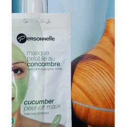 Personelle Cucumber Peel-Off Mask