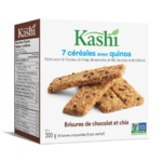 kashi 7 grain with quinoa chocolat chip chia