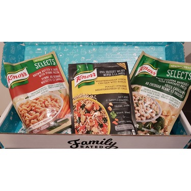Knorr One Skillet Meals in Mediterranean Lemon Chicken with Barley