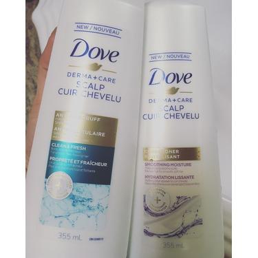 Dove Derma+Care Scalp Clean & Fresh Anti-Dandruff Shampoo