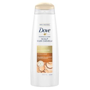 Dove Derma+Care Scalp Dryness & Itch Relief Anti-Dandruff Shampoo
