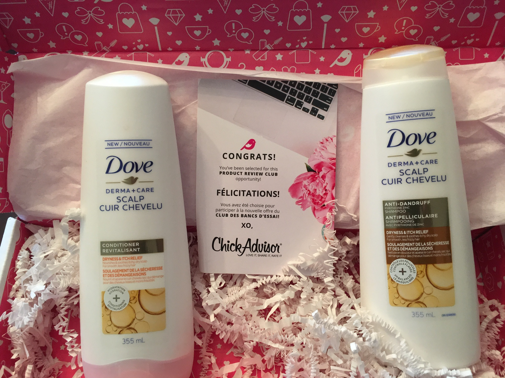 Dove Derma Care Scalp Dryness Amp Itch Relief Anti Dandruff
