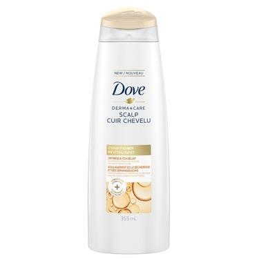Dove Derma+Care Scalp Dryness & Itch Relief Conditioner