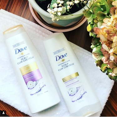 Dove Derma+Care Scalp Smoothing Moisture Conditioner