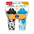 Platex Sipsters milk & Water straw Cup Stage 3