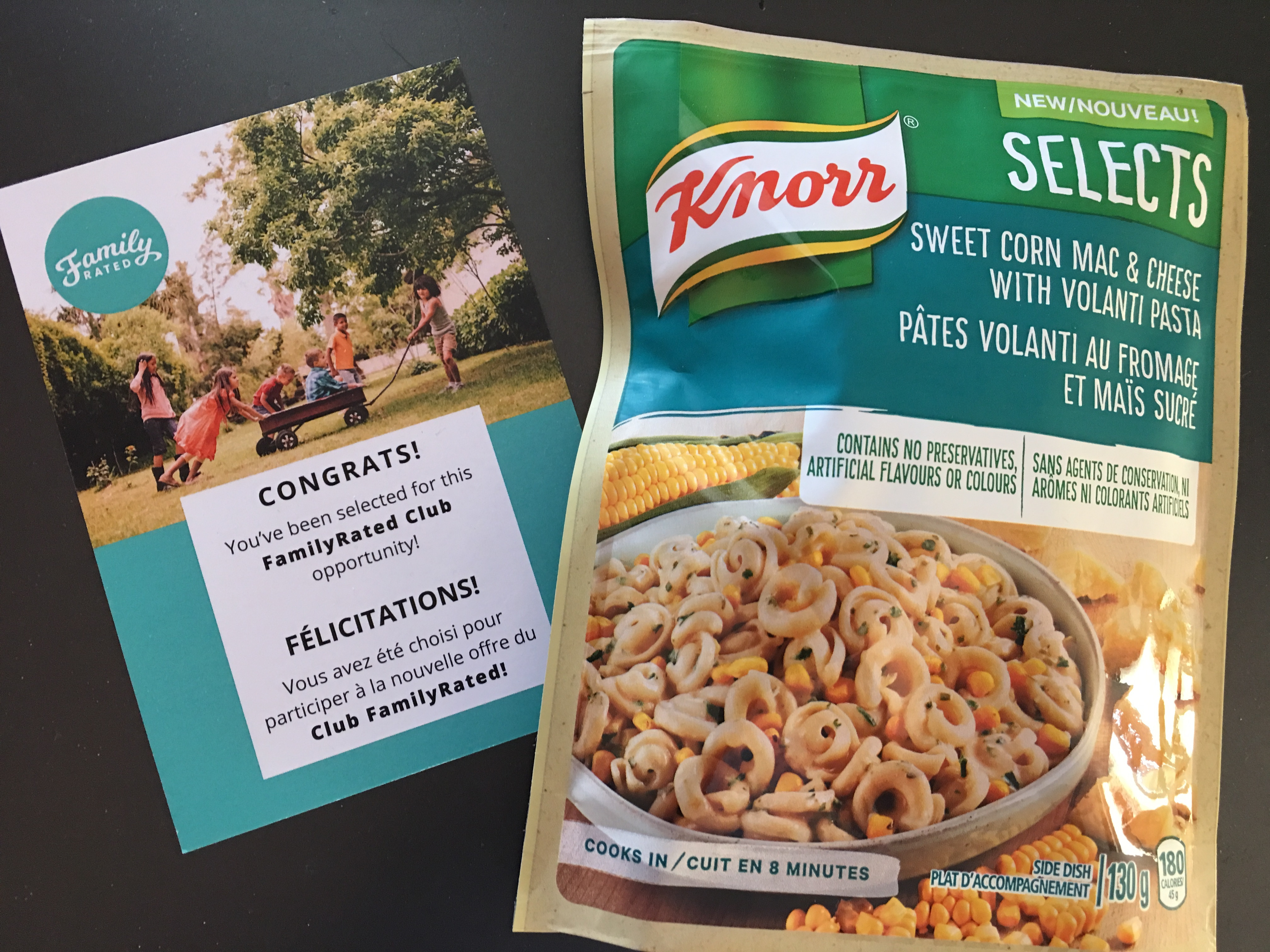 Knorr Selects Sweet Corn Mac Amp Cheese With Volanti Pasta