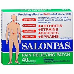 Salonpas Patches