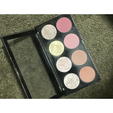 makeup revolution blush palette goddess