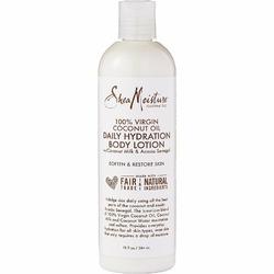 Shea moisture 100% virgin coconut oil daily hydration body lotion