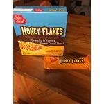 Lady Sarah: Honey Flakes Sweet Cereal Bars