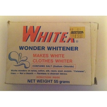 Whitex wonder whitener