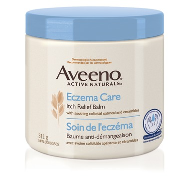 AVEENO Eczema Care Itch Relief Balm