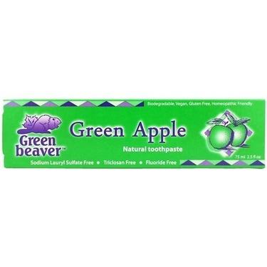 Green Beaver Green Apple Toothpaste