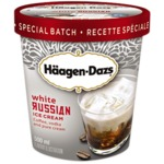 Haagen Dazs - White Russian Ice Cream