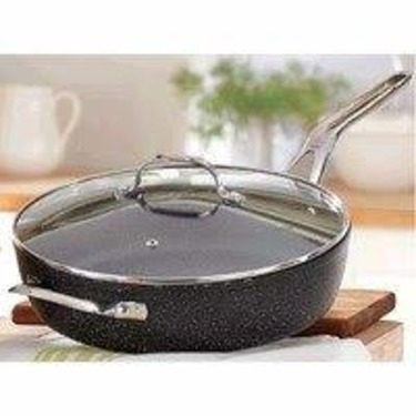 Heritage Rock covered frying pan