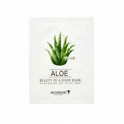 Skinfood Beauty In A Food Mask Sheet Aloe