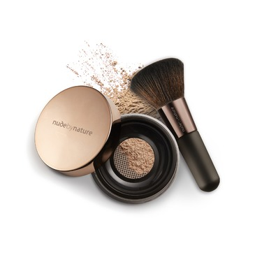 Nude by Nature Radiant Loose Powder Foundation