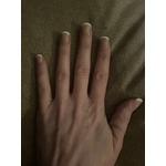 Kiss Revolutionary French Nails Acrylic Real Short Length