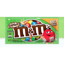 M&M;'s Crispy Milk Chocolate Candies