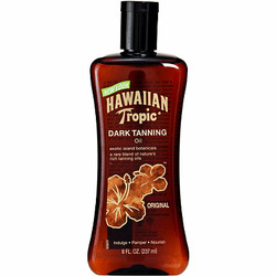 Hawaiian Tropic Dark Tanning Oil Spray SPF 4