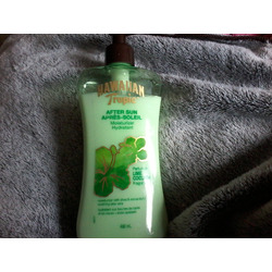 Hawaiian Tropic Lime Coolada After Sun Moisturizer