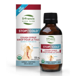 St. Francis Stop It Cold Cough Syrup