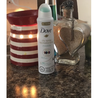 Dove Advanced Care Invisible Sheer Cool Dry Spray Antiperspirant
