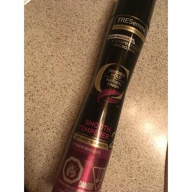 TRESemmé Smooth Compressed Micro Mist Hair Spray Hold Level 2