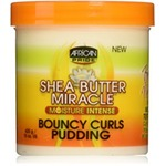 African Pride, Shea Miracle, Bouncy Curl Pudding