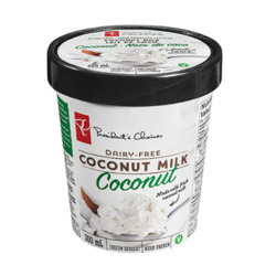 President's Choice Coconut Milk Ice Cream