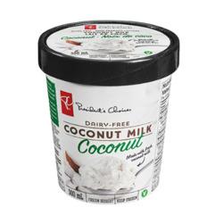 President's Choice frozen Coconut Milk (vegan) Coconut