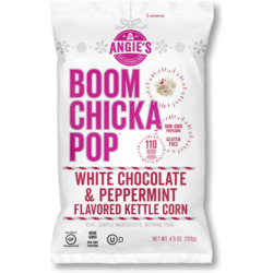 Angie's - WHITE CHOCOLATE & PEPPERMINT KETTLE CORN
