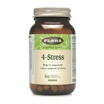 4-Stress Supplements (by Flora Manufacturing)