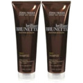 John Frieda Brilliant Brunette Lustrous Touch Smoothing Shampoo