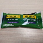 Nature Valley Crunchy Bar Granola - Oats and Honey