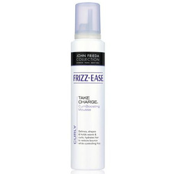 John Frieda Frizz Ease Take Charge Curl-Boosting Mousse
