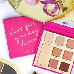 Don't quit your day dream tarte eyeshadow palette