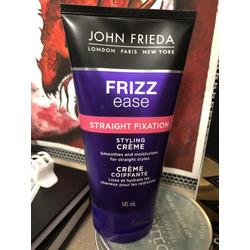John Frieda Frizz-Ease Straight Fixation Smoothing Creme