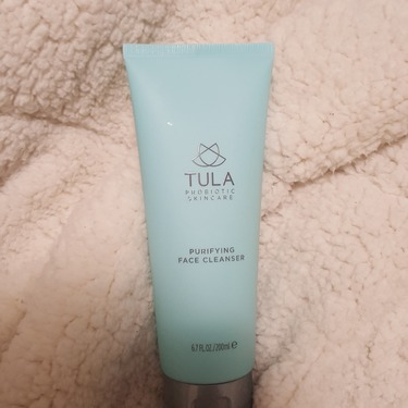 TULA Purifying Face Cleaser - With Probiotics
