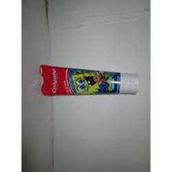 Colgate Toothpaste Stand-Up Tube SpongeBob Squarepants